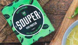 Free Pack of 'Supergreens' Soup
