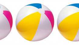 Free Inflatable Beach Ball