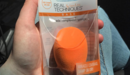 Free Real Techniques Makeup Sponge