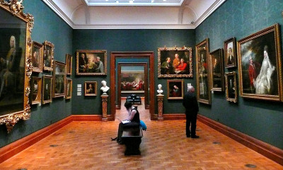The National Portrait Gallery | London