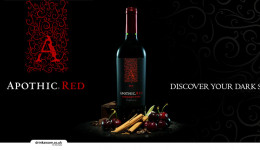 Free Bottles of Apothic Red Wine
