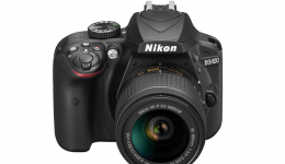 Win a Nikon DD3400 Digital Camera