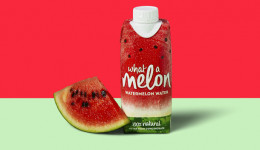 Free Natural Watermelon Drink