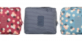 Free Patterned Toiletry Bag