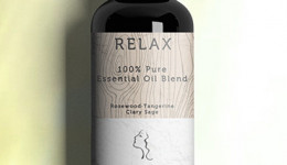 Free Relax Essential Oil