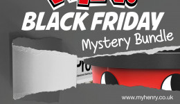 Win a Black Friday Henry Hoover Bundle (worth over £180)