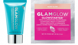 Free GLAMGLOW Face Mask & Moisturiser**freebie now expired