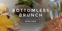 Bottomless Brunch with Unlimited Prosecco or Cocktails