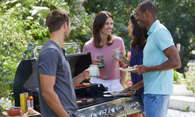 Win a BBQ with Homebase worth £300