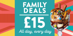 Feed the Family for £15