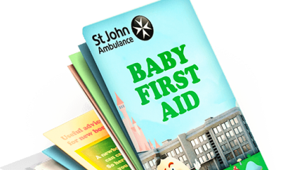 Free Baby First Aid Pocket Guide