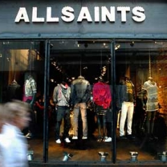 Sale at All Saints