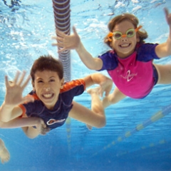 Free Kids Swim from Kellogg's